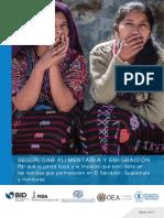 WFP- Seguridad Alimentaria y Emigración