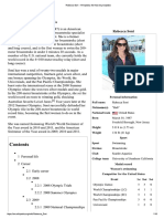 Rebecca Soni - Wikipedia, The Free Encyclopedia