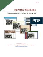 Edublogs Blog