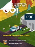 Calfire Go Brochure Evacuation Guide