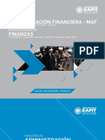 folleto  especializacion finanzas
