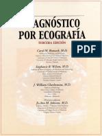 Rumack - Diagnostico Por Ecografia Tomo 2
