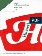 Husserl Edmund - Invitacion A La Fenomenologia.pdf