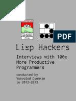 Lisp Hackers