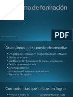 """""""INDUCCIÓN 3 EXPO Programa y Proyecto"""