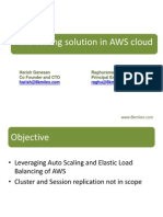 Cloud Computing Auto Scaling Amazon EC2