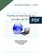 DNS - Puesta en Marcha