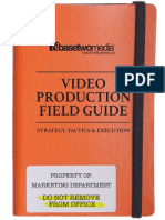 Video Production Field Guide