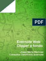 Evernote Web Clipper a Fondo