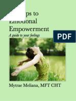 10 Steps to Emotional Empowerment