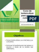2018g Curso Teórico-práctico Para La Producción de Humus en Granjas Cunícolas
