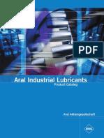 Aral Industrial Lubricants