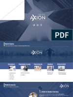 Presentación Clientes Grupo Axion