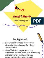 Ansoff Matrix 121009092837 Phpapp01