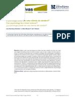 A psicologia pode ser uma ciência do cerebro.pdf