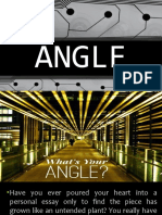 Angle in Nonfiction