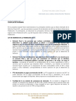 Carpeta Fiscal REFORMAS FISCALES MÉXICO