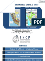 10 Ingemmet - Catastro Minero y Sncp - William Valverde-moquegua 0