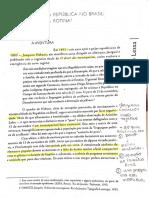 LESSA, A Invenção Da República No Brasil