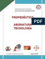 PROPEDÉUTICO tecnología 1