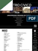 Ejemplos Confiables Centro Civico