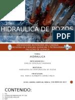 1.- HIDRAULICA