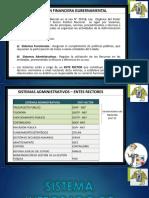 Sistema Integrado de Administración Financiera