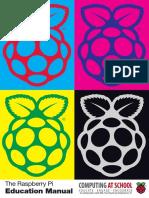 Raspberry Pi Education Manual Indice