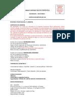 Modelo de Cv 18.01.16