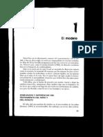 Capitulo1 El Modelo( Psicoterapia Infatil, Maria Eugenia Rangel Domene
