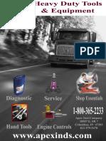 Apex Catalog