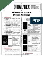 ODB - Bio (Human Anatomy)