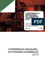 Conferencia2010 PELUSO