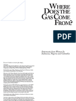 Where does the Gas Come From?