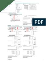 Diagramas Momento - Curvatura Simplificado de Vigas y Columnas