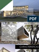 Estructura en Voladizo