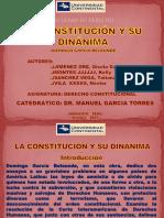 EXPOSICIÓN Dº CONSTITUCIONAL