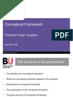 conceptual frameworkr_vaughan.ppt