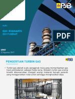 Presentasi 1 Turbin Gas