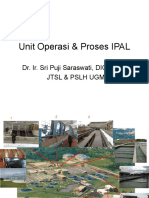 Unit Operasi & Proses IPAL (SPS)