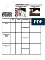 Mixtures Worksheets Blank