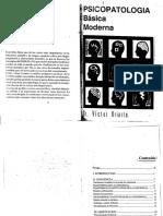 Psicopatologia Basica Moderna - Victor Uriarte