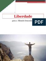 Liberdade Para o Filosofo Descartes
