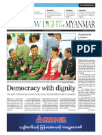 Global New Light of Myanmar