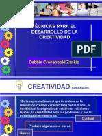 Creatividad Presentación