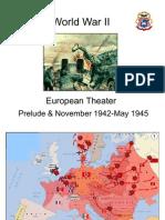 European Campaign Maps (1942)