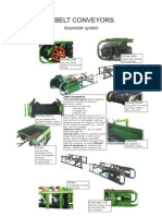 Conveyor- Assemble System