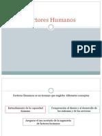 Factores Humanos