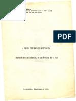 La Primera Experiencia de Investigacion.pdf