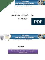 AnalisisyDiseno Metodologia Agil-Orientada a Objetos